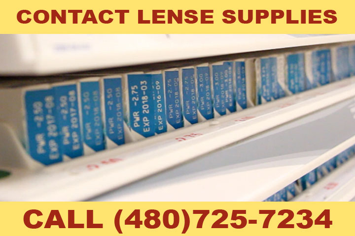 Contact Lenses Supplier Phoenix AZ
