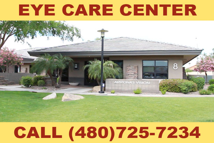 Eye Care Center Phoenix AZ