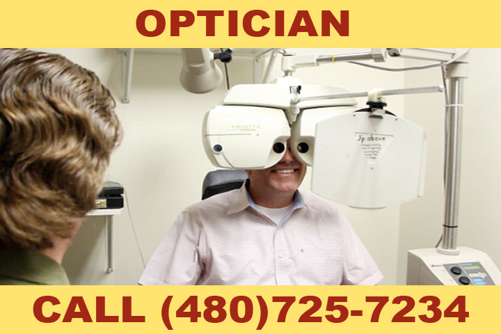 Optician Phoenix AZ