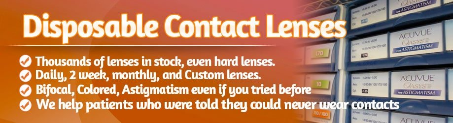 Contact Lenses Phoenix AZ