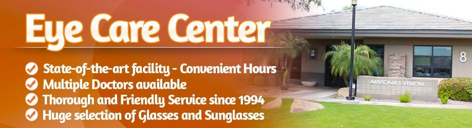 Eye Care Centers Phoenix AZ